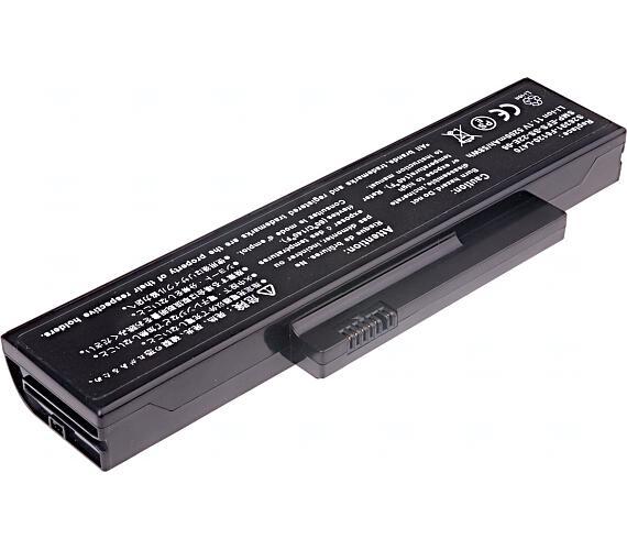 Baterie T6 power Fujitsu Esprimo Mobile V5535 + DOPRAVA ZDARMA