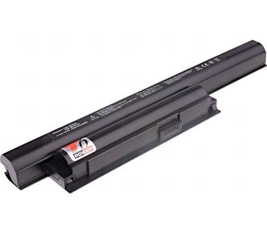 Baterie T6 power Sony Vaio VPC-EA + DOPRAVA ZDARMA