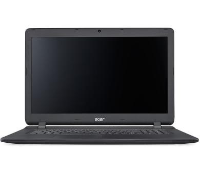 "Acer Aspire ES 17 - 17,3""/N4200/4G/256SSD/DVD/W10 černý (NX.GH4EC.005)"