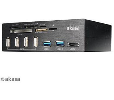 """AKASA InterConnect Pro do 5.25"""""""