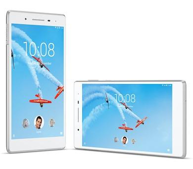 "Lenovo TAB4 7"" LTE QC MT8735B 1,30GHz/2GB/16GB/7"" HD/IPS/multitouch/LTE/Android 7 bílá ZA380133CZ + DOPRAVA ZDARMA"