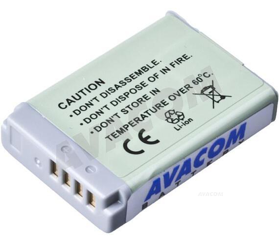 AVACOM Canon NB-13L Li-Ion 3.6V 1250 mAh 4.5Wh (DICA-NB13-J1250)