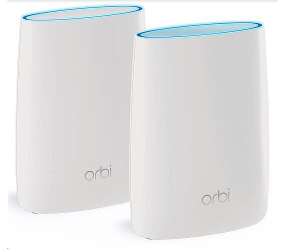 Netgear Orbi AC3000 Tri-Band WiFi System + DOPRAVA ZDARMA