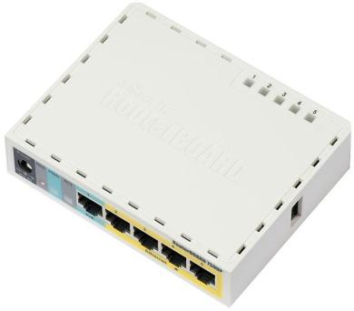 MikroTik RouterBOARD RB750UPr2 + DOPRAVA ZDARMA
