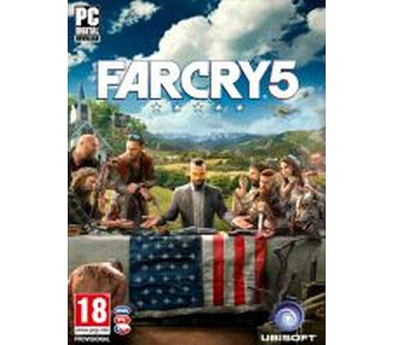 Far Cry 5 PC (3307216025382)