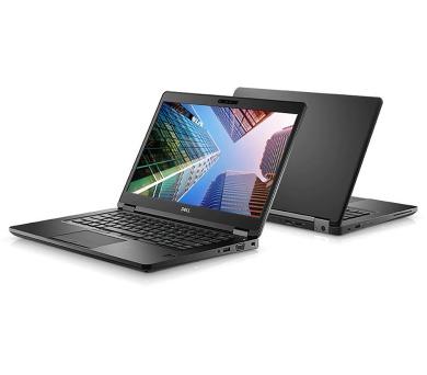 """DELL Latitude 5490/i5-8250U/8GB/256GB SSD/Intel UHD/14.0"""" FHD/Win 10 Pro 64bit/3Y PS NBD/Černá (5490-5843)"""