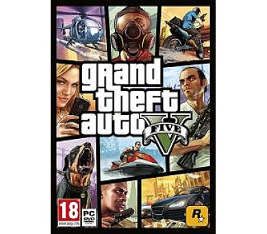 Take 2 PC hra Grand Theft Auto V