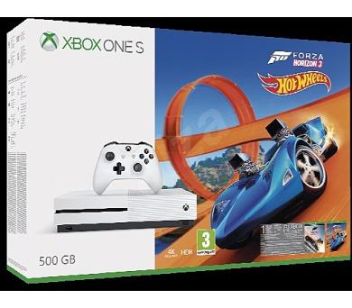 XBOX ONE S - 500GB + Forza Horizon 3 (ZQ9-00210) + DOPRAVA ZDARMA