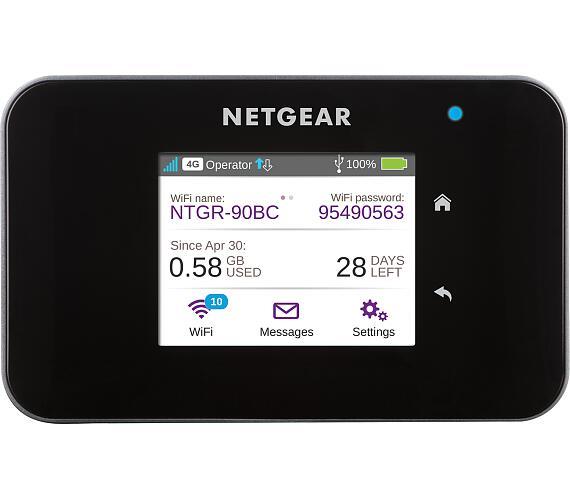 Netgear AIRCARD 810S 3G/4G MHS (AC810-100EUS) + DOPRAVA ZDARMA