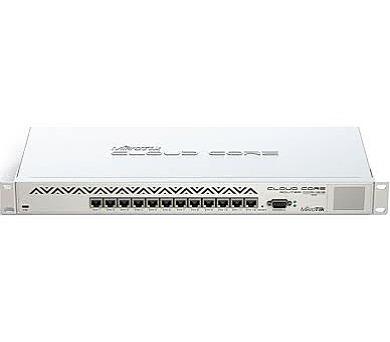 MikroTik Cloud Core Router CCR1016 + DOPRAVA ZDARMA