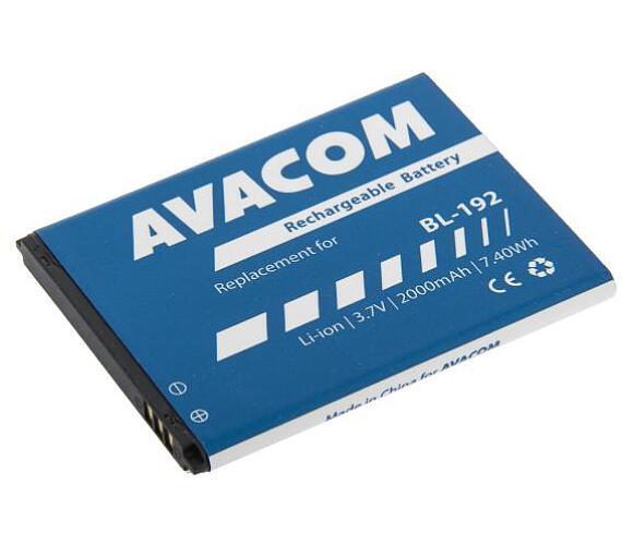 AVACOM GSLE-BL192-2000 do mobilu Lenovo A328 Li-Ion 3,7V 2000mAh (náhrada BL192)