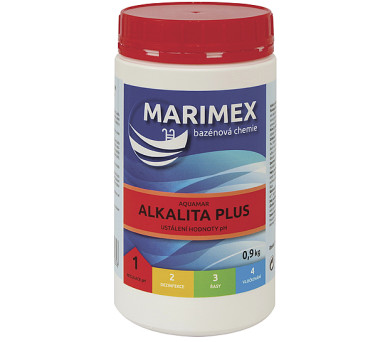 Marimex Aquamar Alkalita plus 0,9 kg