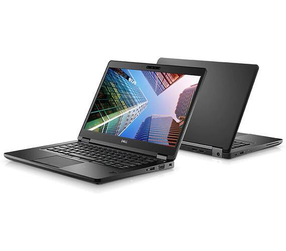 """DELL Latitude 5490/i5-8350U/16GB/512GB SSD/Intel UHD/14.0"""" FHD/Win 10 Pro 64bit/3Y PS NBD/Černá (5490-5881)"""
