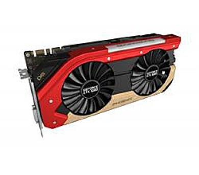"GAINWARD GeForce GTX 1080 Phoenix ""GS"" 8GB GDDR5X (426018336-3644) + DOPRAVA ZDARMA"