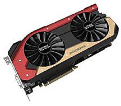 GAINWARD GeForce GTX 1070Ti Phoenix 8GB GDDR5X 256bit DVI 3-DP HDMI (426018336-3972) + DOPRAVA ZDARMA