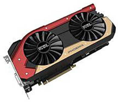 GAINWARD GeForce GTX 1070Ti Phoenix 8GB GDDR5X 256bit DVI 3-DP HDMI + DOPRAVA ZDARMA