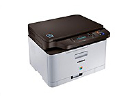 Samsung Xpress SL-C480 Color Laser Multifunction Printer (SS254C#EEE)