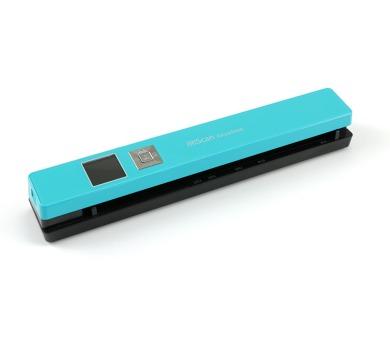 IRIS skener IRIScan Anywhere 5 Turquoise - přenosný skener tyrkysový (458845) + DOPRAVA ZDARMA