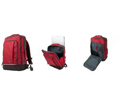 Crumpler Proper Roady Backpack XL - deep red + DOPRAVA ZDARMA