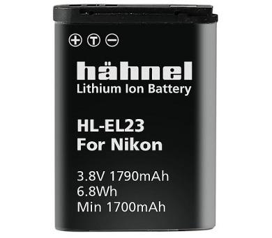 Hähnel HL-EL23 - Nikon EN-EL23 3.8V