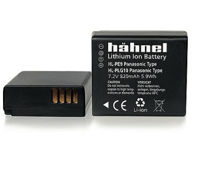 Hähnel HL-PLG10 Panasonic DMW-BLG10E