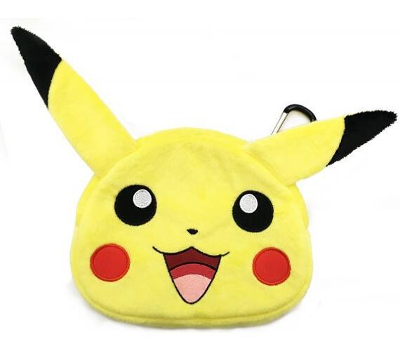 Nintendo Universal Plush Pouch - Pikachu (NI3P09018)