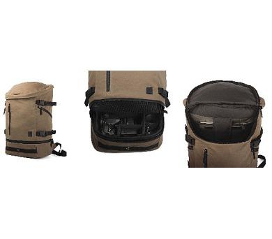 Crumpler The Base Park Backpack - lt. brown (TBPBP-003)