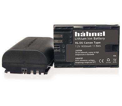 Hähnel HL-E6 - Canon LP-E6 - 1650mAh