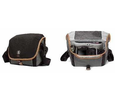 Crumpler Proper Roady 2.0 Camera Sling 4500 - black/grey