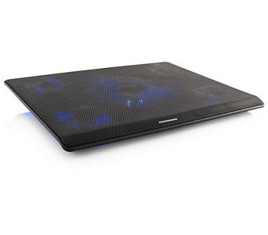Modecom chladící podložka pod notebook MC-CF15 s 5ti větráčky + DOPRAVA ZDARMA