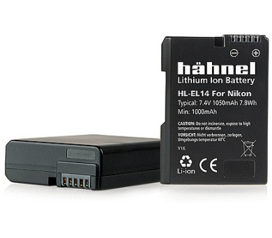 Hähnel HL-EL14a - Nikon EN-EL14/EL14a