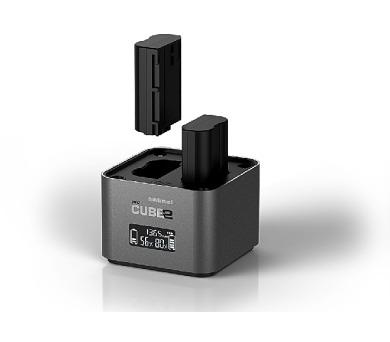 Hähnel proCUBE2 Nikon - profi nabíječka Li-ion baterií EN-EL14/EL14a/EL15 (1000 571.0)