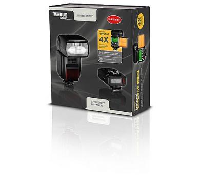 Hähnel MODUS 600RT Pro Kit - Nikon (1005 151.0)
