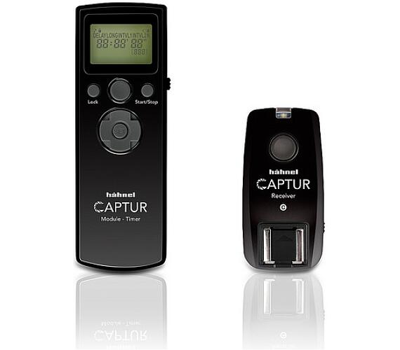 Hähnel Captur Timer Kit Fuji - dálková spoušť s časovým intervalem pro Fuji
