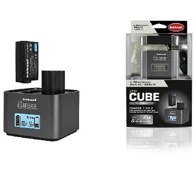 Hähnel proCUBE Nikon - profi nabíječka Li-ion baterií EN-EL14/EL14a/EL15 (1000 563.0) + DOPRAVA ZDARMA