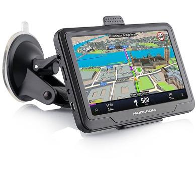 Modecom FreeWAY SX2 HD GPS navigace + DOPRAVA ZDARMA