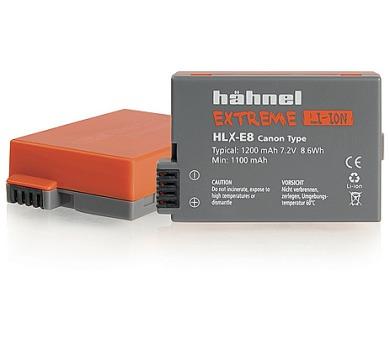 Hähnel EXTREME Li-Ion HLX-E8 - Canon LP-E8