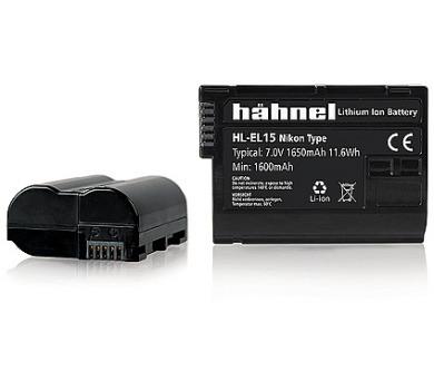 Hähnel HL-EL15 - Nikon EN-EL15