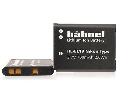 Hähnel HL-EL19 - Nikon EN-EL19 3.7V