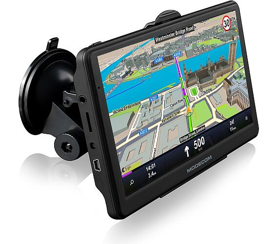 Modecom FreeWAY SX7.1 GPS navigace