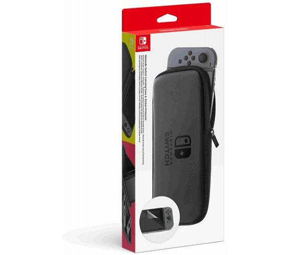 Nintendo Switch Carrying Case & Screen Protector (NSP130)