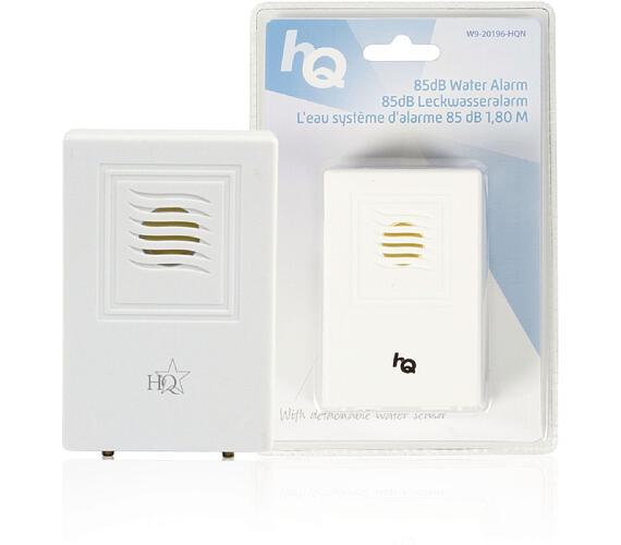 HQ W9-20196-HQN - Detektor Vody 85 dB Bílá