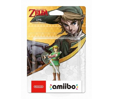 amiibo Zelda - Link (Twilight Princess) (NIFA0095)