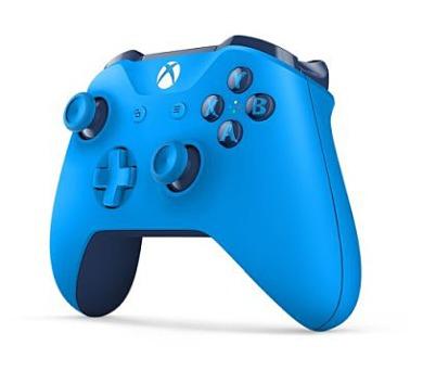 XBOX ONE S Wireless Controller Blue Vortex