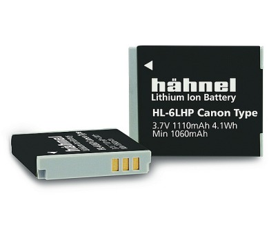 Hähnel HL-6LHP - Canon NB-6LH