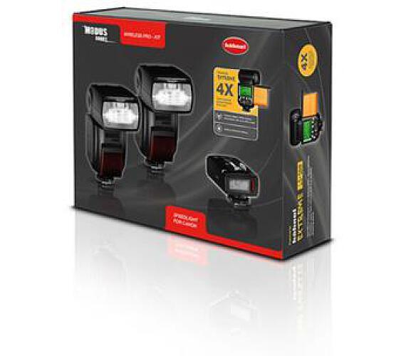 Hähnel MODUS 600RT Pro Kit - Canon (1005 150.0)