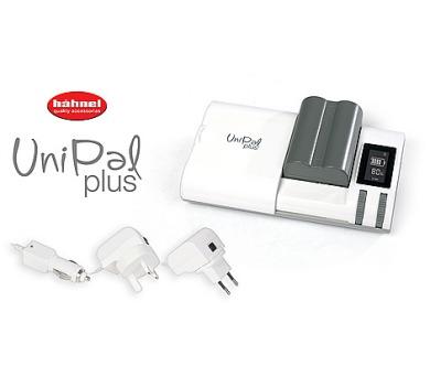 Hähnel UniPal PLUS - univerzální nabíječka s LCD displejem