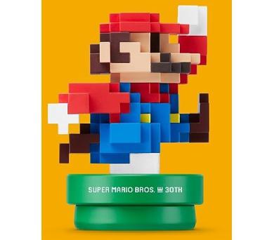 amiibo 30th Anniversary - Modern Colours Mario (NIFA0050)