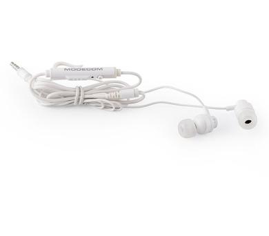 Modecom MC-140 sluchátka do uší s mikrofonem