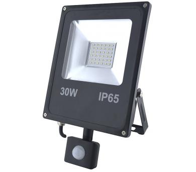 LED reflektor RALF infra 30W 6000K 1900lm černý IN402040